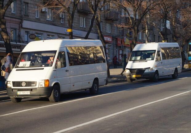 В Запорожье изменится движение маршруток: подробности фото