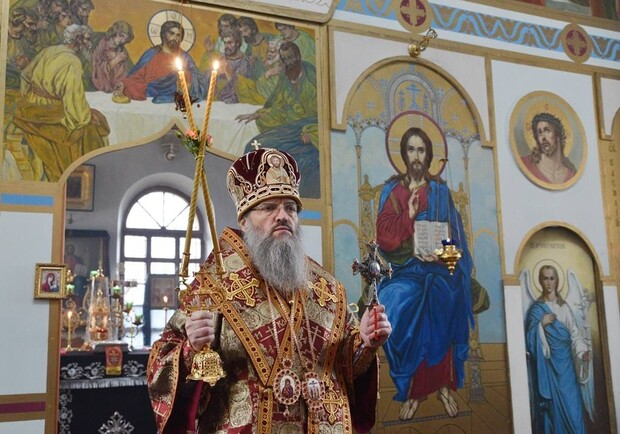 фото: fb Запорожская епархия УПЦ