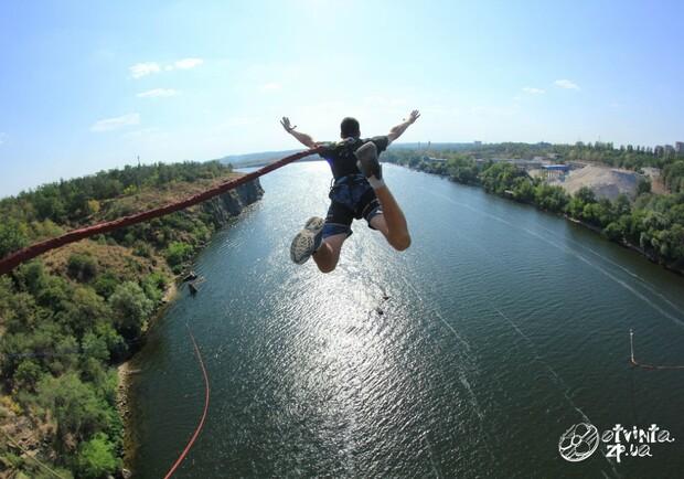 """Прыжки с моста / фото """"От Винта"""""""