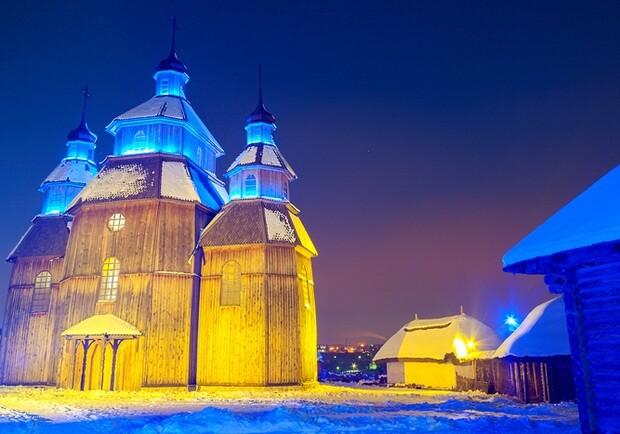 Ночная экскурсия по Хортице. Фото: hortica.zp.ua