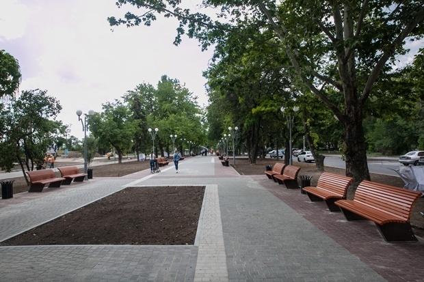 Проспект Маяковского в Запорожье / фото: zp.gov.ua