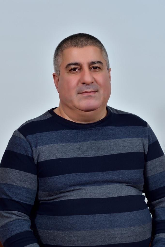 Пропавший профессор  Луай Файсал Муц. Фото: арабская диаспора в Запорожской области