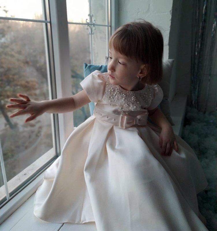 """Малышка Бриззи. Фото: """"Украинская правда. Жизнь"""""""