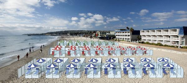 Проект пляжный теплиц