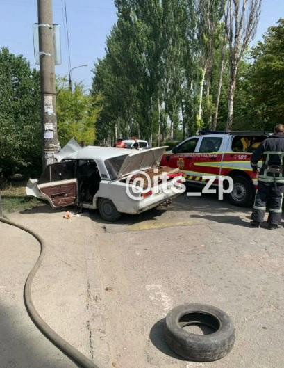 Серьезная авария на ДД / фото: its_zp