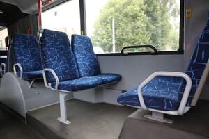 Еще один: в Запорожье приехал европейский троллейбус (фото) фото 1