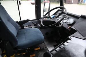 Еще один: в Запорожье приехал европейский троллейбус (фото) фото 2