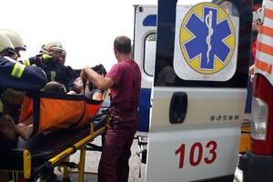 ДТП на запорожской трассе: пострадал водитель фото 2