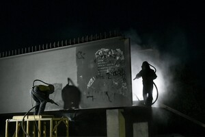 Работают даже ночью: как продвигается строительство мостов (фото) фото 1