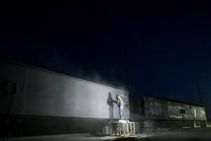 Работают даже ночью: как продвигается строительство мостов (фото) фото 2